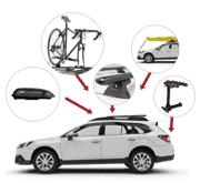 Todos los productos deYakima: portaequipajes y accesorios